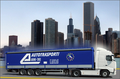 Autotrasporti Nazionali e Internazionali Zorzi